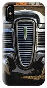 Classic Edsel IPhone Case