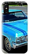 Classic Impala IPhone Case
