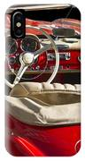 Classic Mercedes Benz 190 Sl 1960 IPhone Case