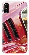 Classic Mustang Fastback IPhone Case