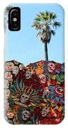 Classic Umbrellas Day Of The Dead  IPhone Case