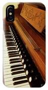 Vintage Organ IPhone Case
