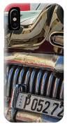 Classics Of Havana IPhone Case