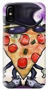 Classy Pizza IPhone Case