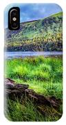 Clear Waters Of Glendalough IPhone Case