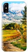 Clearly Colorado IPhone Case