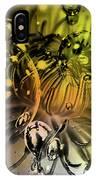 Clematis Magic IPhone Case