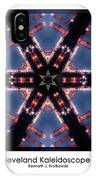 Cleveland Kaleidoscope II IPhone Case