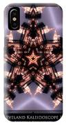 Cleveland Kaleidoscope IIi IPhone Case
