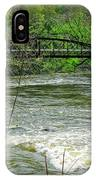 Cleveland Metropark Bridge IPhone Case