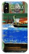 Climax IPhone Case