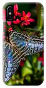 Clipper Butterfly 1 IPhone Case