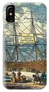 Clipper: Flying Cloud, 1851 IPhone Case
