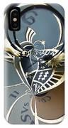 Clockface 11 IPhone Case