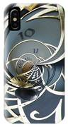 Clockface1  IPhone Case