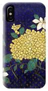 Cloisonee' Flower IPhone Case
