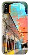 Cloister In Rome IPhone Case
