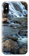 Close Up Of Reedy Falls In South Carolina IPhone Case
