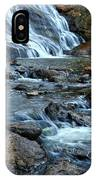 Close Up Of Reedy Falls In South Carolina II IPhone Case