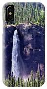 Close-up Telluride Falls IPhone Case