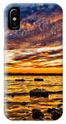 Closing Colors IPhone Case