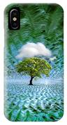 Cloud Cover Recurring IPhone Case
