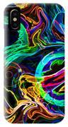 Cloud Fire IPhone Case