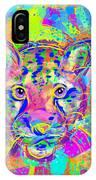 Clouded Leopard  IPhone Case