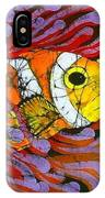Clownfish I  IPhone Case