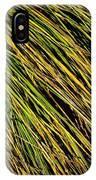 Clump Of Grass Texture IPhone Case