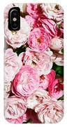 Cluster Of Roses  IPhone Case