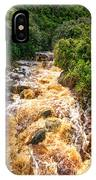 Coal Creek Rapids IPhone Case