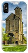 Coaling Tower IPhone Case