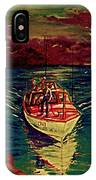 Coast Guard Before The Storm IPhone Case