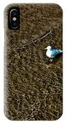 Coast - The Glowing Gull IPhone Case