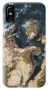 Coastal Crevices IPhone Case
