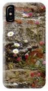 Coastal Wildflowers 1 IPhone Case