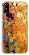 Cobble Stones In Color IPhone Case