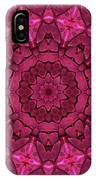 Cobbled Roses IPhone Case