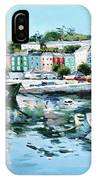 Cobh Harbour County Cork IPhone Case