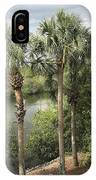Cocohatchee River  IPhone Case