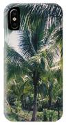 Coconut Farm IPhone Case