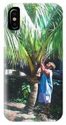Coconut Shade IPhone Case