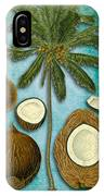 Cocos Nucifera IPhone Case