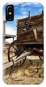 Cody Wagon Train IPhone Case