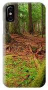 Coeur D'alene Forest IPhone Case