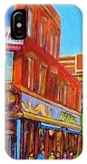 Coffee Depot Cafe And Terrace IPhone Case