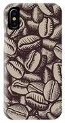 Coffee In Grain IPhone Case