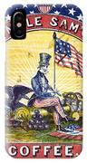 Coffee Label, C1863 IPhone Case