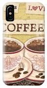 Coffee Love-jp3592 IPhone Case